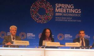 Επίτευξη των δημοσιονομικών στόχων της Ελλάδας βλέπει το ΔΝΤ
