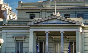 «Ντου» του «Ρουβίκωνα» στο υπουργείο Εξωτερικών - 18 προσαγωγές