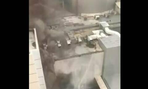 Μπανγκόκ: Τουλάχιστον δύο νεκροί από πυρκαγιά σε εμπορικό κέντρο