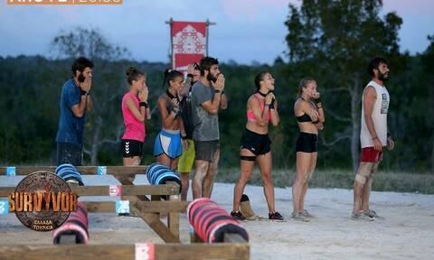Survivor spoiler - διαρροή: Ποια ομάδα κερδίζει σήμερα (10/04) το έπαθλο; (pics)