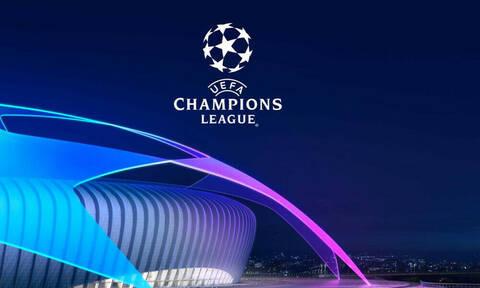 Champions League: Live οι «μάχες» σε Μάντσεστερ και Άμστερνταμ