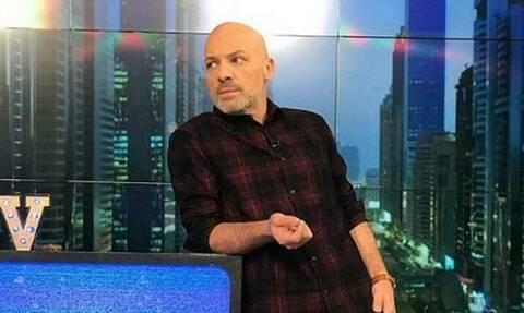 «Έπεσε μαύρο» στην εκπομπή του Μουτσινά - Δείτε τι συνέβη (pics)