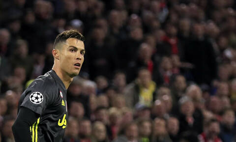 Champions League: Η γκολάρα του Κριστιάνο Ρονάλντο στο Άγιαξ - Γιουβέντους (video)