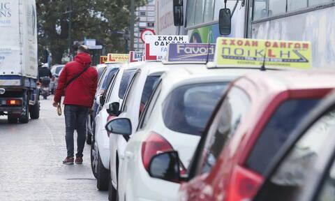 Ξεκινούν οι εξετάσεις των υποψηφίων οδηγών