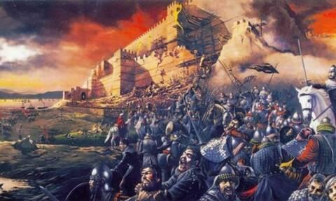 Ο θρήνος που απλώθηκε μετά την άλωση της Κωνσταντινούπολης