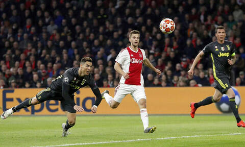 Κριστιάνο Ρονάλντο: Νέο ασύλληπτο ρεκόρ στο Champions League (photos)