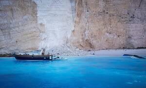 Ναυάγιο Ζάκυνθος: Πότε θα ανοίξει η διάσημη παραλία - Τι λέει ο δήμαρχος