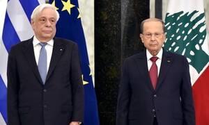 ΠτΔ από Λίβανο: Η Ευρώπη δεν ήταν όσο έπρεπε παρούσα στην πολύπαθη αυτή περιοχή