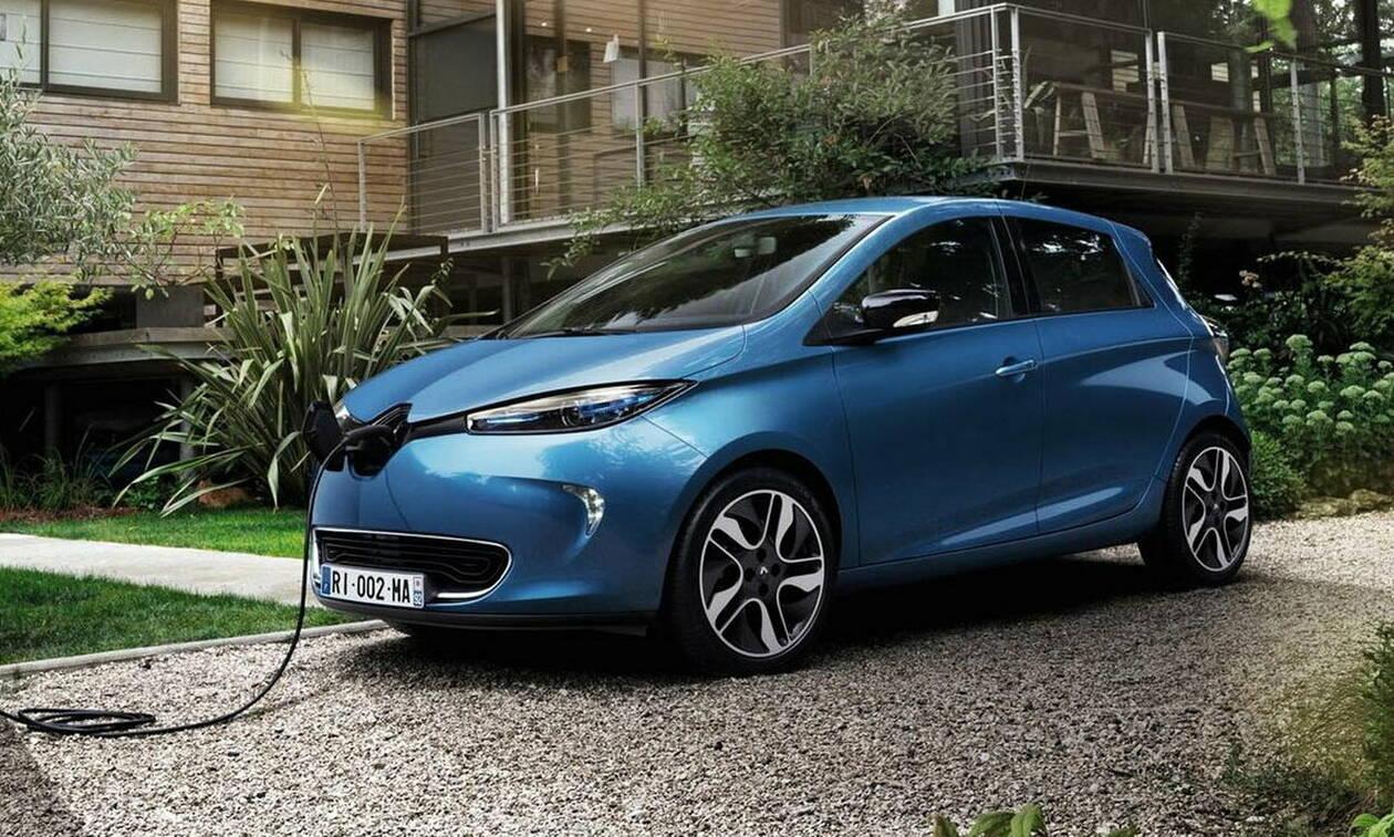 H Renault προγραμματίζει 8 νέα ηλεκτρικά μοντέλο με επίκεντρο το Zoe