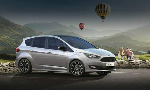 H Ford ανακοίνωσε την κατάργηση του C-Max