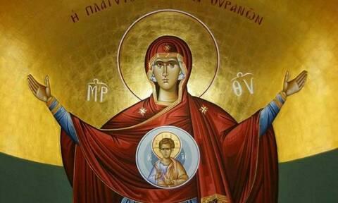 Ακάθιστος Ύμνος: Το αριστούργημα της βυζαντινής υμνογραφίας προς τιμήν της Υπεραγίας Θεοτόκου