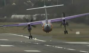 Οι πτήσεις του τρόμου! Προσγειώσεις και απογειώσεις που «κόβουν» την ανάσα (vid)