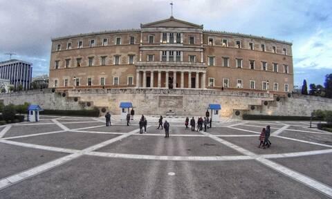 Τηλεφώνημα για βόμβα στη Βουλή - «Θα υπάρξουν θύματα»