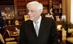 Ο Προκόπης Παυλόπουλος παρασημοφορήθηκε από τον Πατριάρχη Αντιοχείας Ιωάννη Ι'