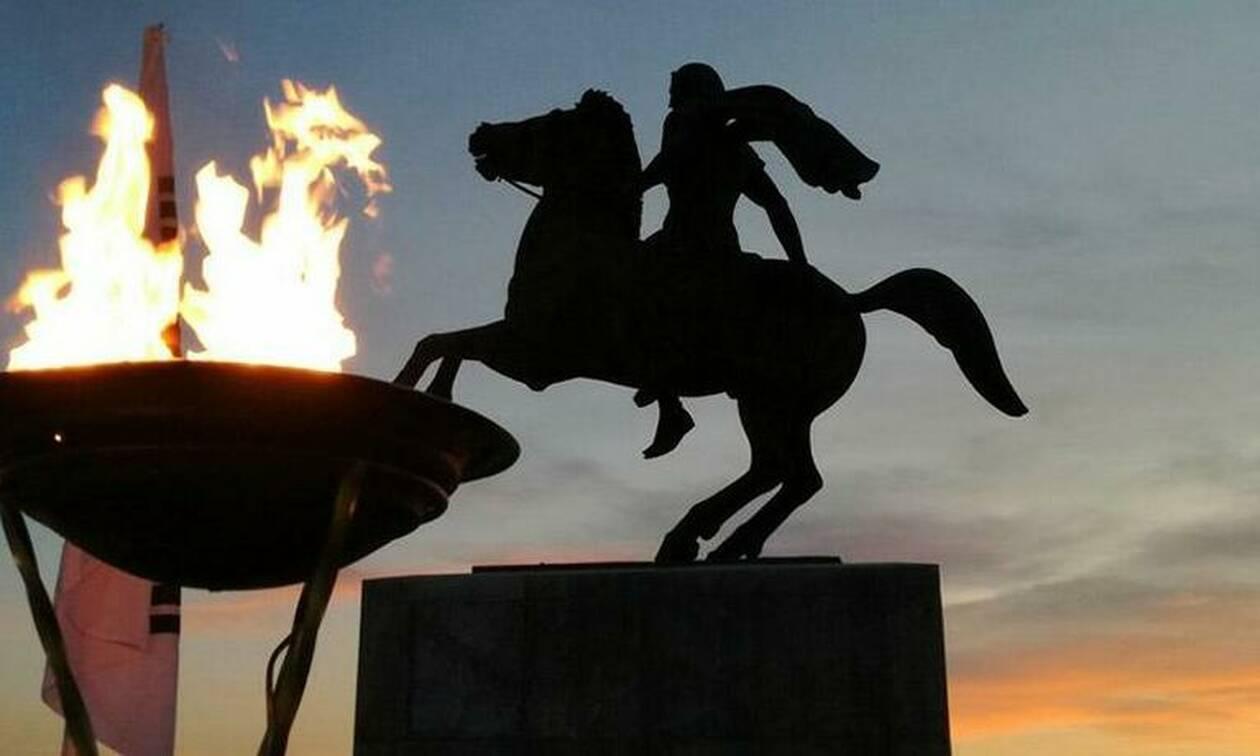 Ανιστόρητη προπαγάνδα «Ουράνιου Τόξου» - Μιλούν για «σλαβομακεδονική μειονότητα» στην Ελλάδα