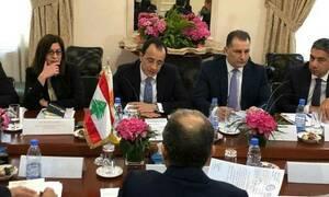 Κύπρος και Λίβανος θα διαπραγματευτούν για ανάπτυξη υδρογονανθράκων της ΑΟΖ