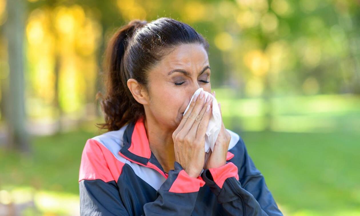 Αλλεργία στην άσκηση; Τι πρέπει να ξέρετε για τη σπάνια διαταραχή