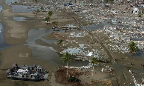 Ινδονησία: Ήρθη η προειδοποίηση για τσουνάμι μετά τον σεισμό των 6,8 βαθμών