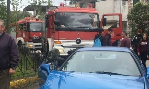 Αγρίνιο: Οδηγός παρέσυρε μαθήτριες γυμνασίου