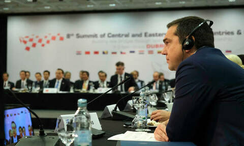 Τσίπρας από Κροατία: «Η Ελλάδα είναι μια κρίσιμη χώρα στα Βαλκάνια»