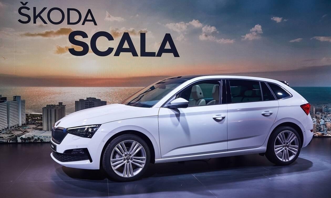 Το νέο Skoda Scala είναι δικαίως φιλόδοξο