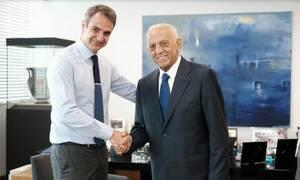 Εκλογές 2019: Ο Δήμαρχος Π. Φαλήρου Διονύσης Χατζηδάκης, υποψήφιος βουλευτής με τη ΝΔ
