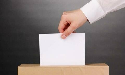 Εκλογές 2019: Δείτε ένα πρωτότυπο εκλογικό κέντρο στον Αστακό