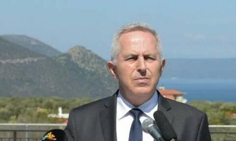 Ηχηρό μήνυμα Αποστολάκη στην Τουρκία από τη Ρω