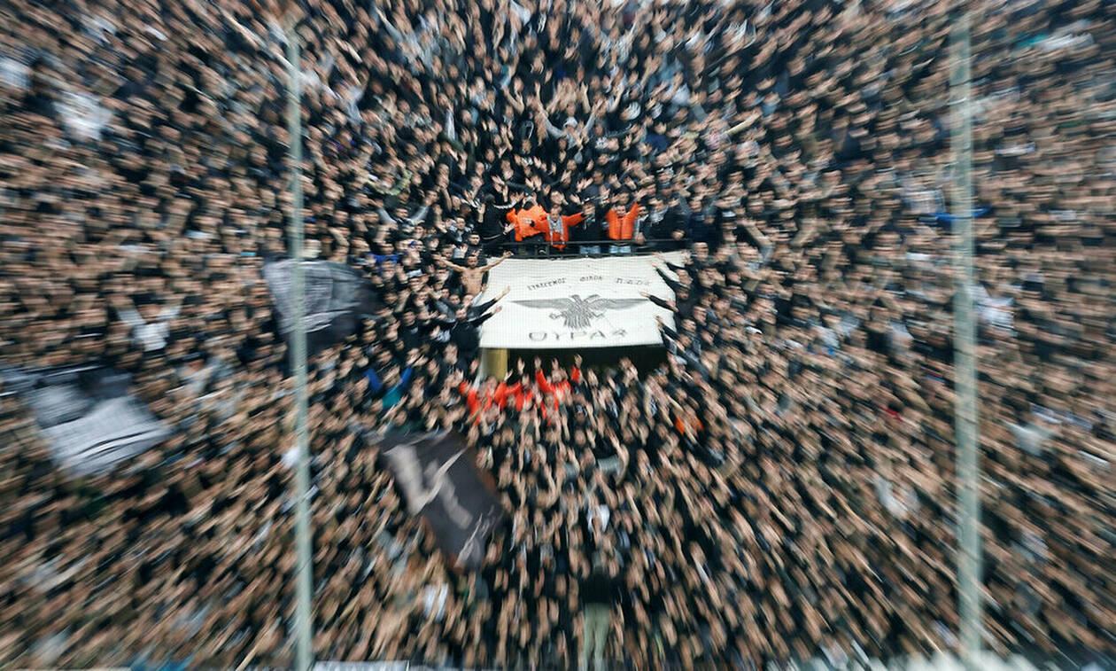 ΠΑΟΚ: Μπλόκο... αποθέωσης από οπαδούς στον Κορινό (photo+video)