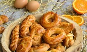 Η συνταγή της ημέρας: Πασχαλινά κουλουράκια με μέλι