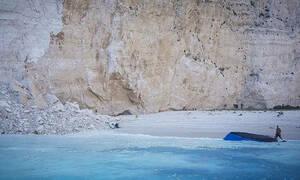 Ζάκυνθος: «Ανοίγει» και πάλι η παραλία Ναυάγιο για το κοινό