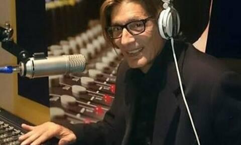 Πέθανε ο ραδιοφωνικός παραγωγός και δημοσιογράφος Κώστας Σγόντζος
