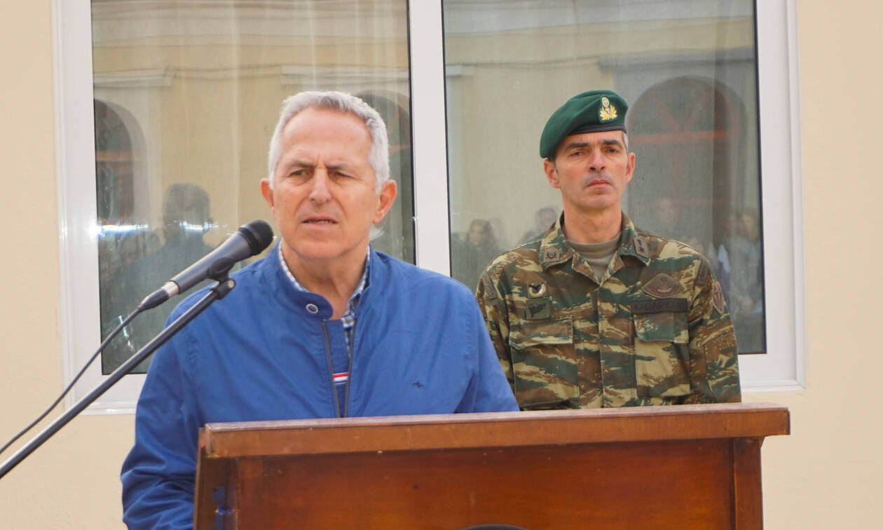 Defence Min Apostolakis: What exists is what the treaties and the international law say