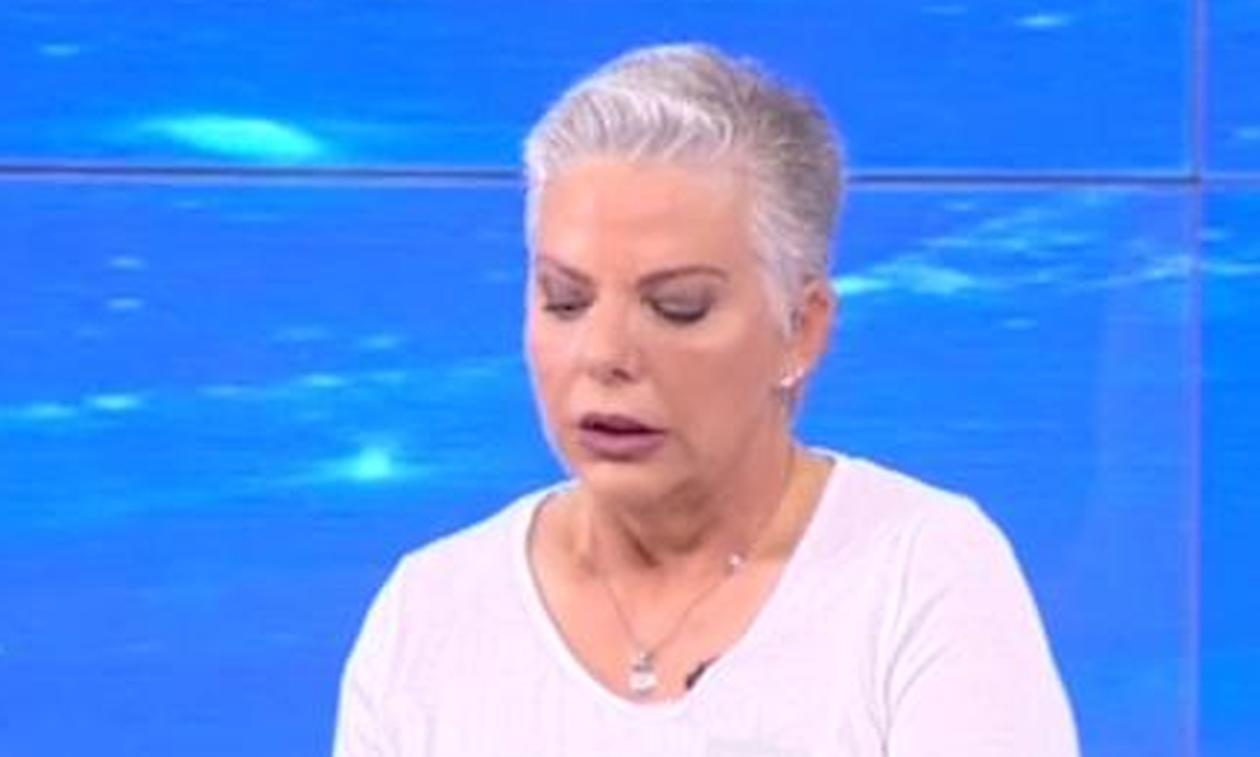 Κώστας Σγόντζος: ΣΟΚ για Παλαιτσάκη - Έμαθε στον αέρα για το θάνατο του πρώην συζύγου της
