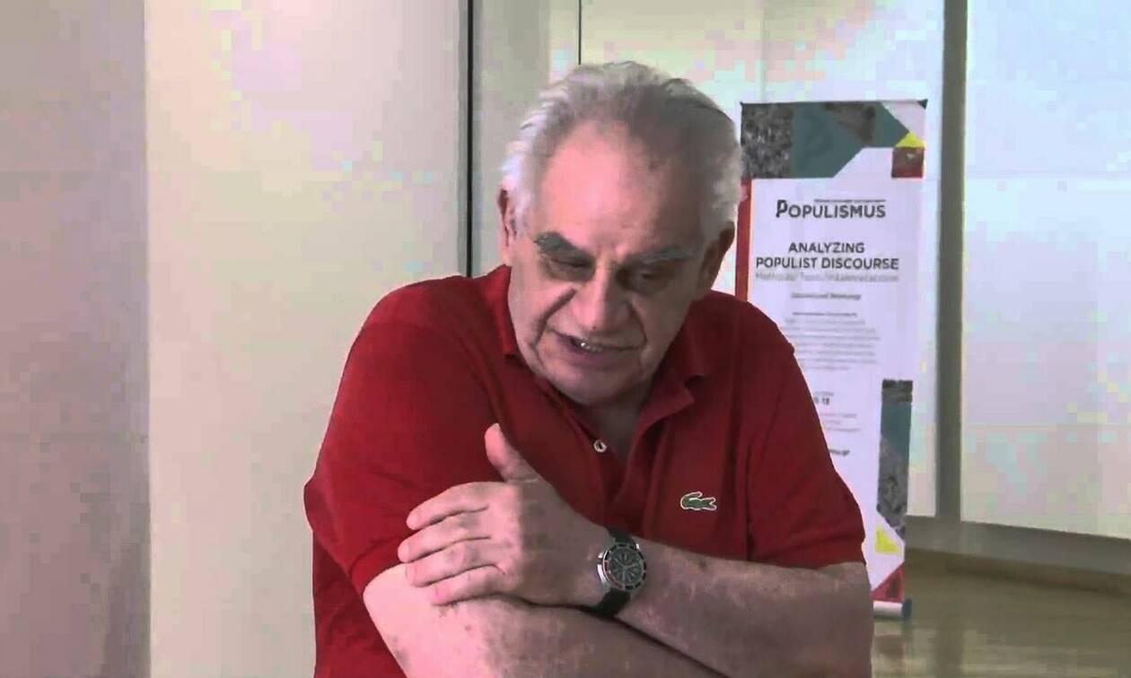 Θλίψη: Πέθανε ο Γεράσιμος Βώκος