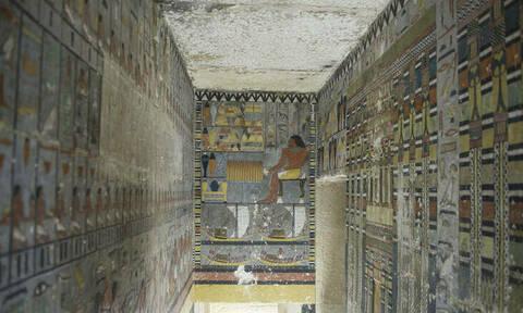 Αίγυπτος: Ανακάλυψαν ταφικό θάλαμο άνω των 4.000 ετών (pics)