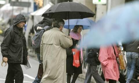 Καιρός: Σφοδρή κακοκαιρία «χτυπά» την Ελλάδα –  Ισχυρές βροχές θα σαρώσουν και την Αθήνα