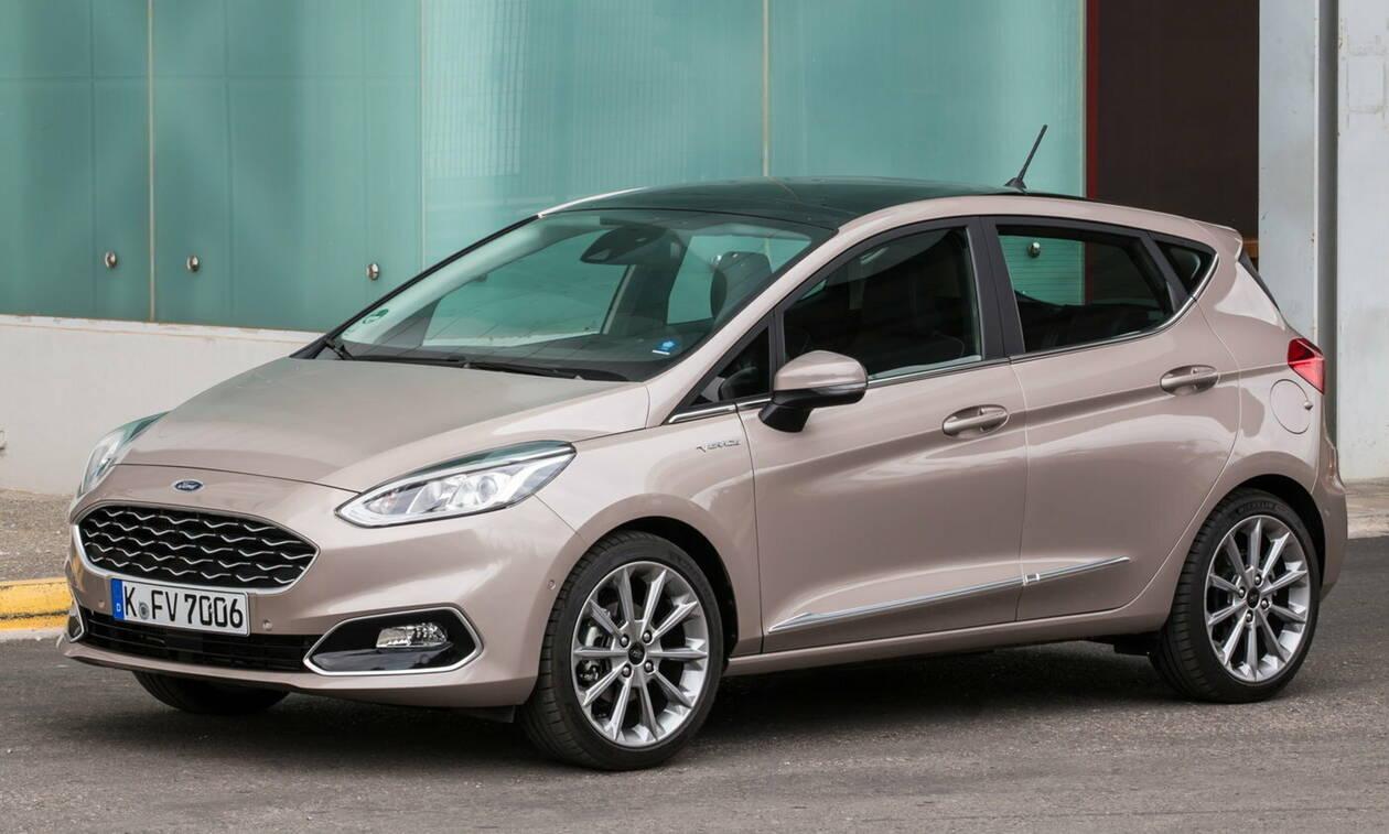 Τα Fiesta και Focus EcoBoost Hybrid θα έχουν μικρότερη κατανάλωση και περισσότερους ίππους