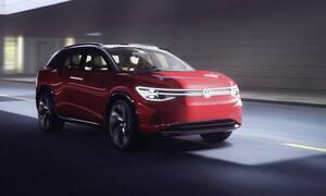 To VW ID.Roomzz είναι ένα ηλεκτρικό και αυτόνομο Touareg