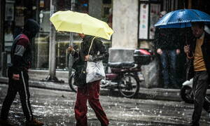 Weather forecast: Rain on Monday (15/04/2019)