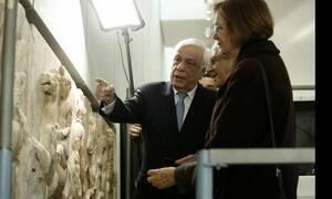 Παυλόπουλος: Δίκαιο και επιβεβλημένο το αίτημά μας για επαναπατρισμό των γλυπτών του Παρθενώνα
