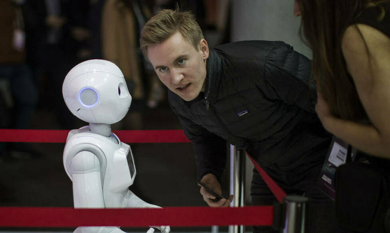 Αυτοματοποίηση και αγορά εργασίας: Απειλούν τα ρομπότ τους Έλληνες εργαζόμενους;