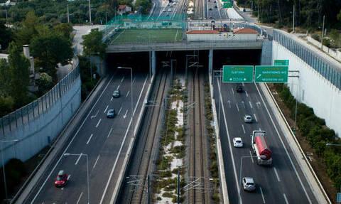 Αττική Οδός: Κυκλοφοριακές ρυθμίσεις από σήμερα μέχρι και την Κυριακή