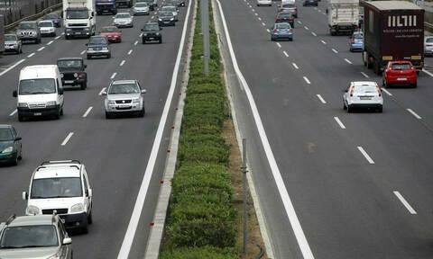 Τρόμος στην Ε.Ο Αθηνών-Λαμίας: Ηλικιωμένος οδηγούσε για 10 χιλιόμετρα ανάποδα