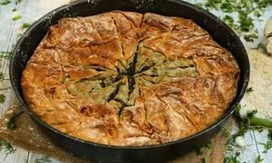 Η συνταγή της ημέρας: Σεφουκλωτή πίτα Νάξου