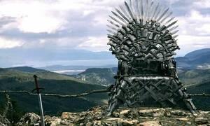 Game Of Thrones: Δεν θα πιστέψεις σε ποιο ελληνικό χωριό βρέθηκε ο... Σιδερένιος Θρόνος! (pics)