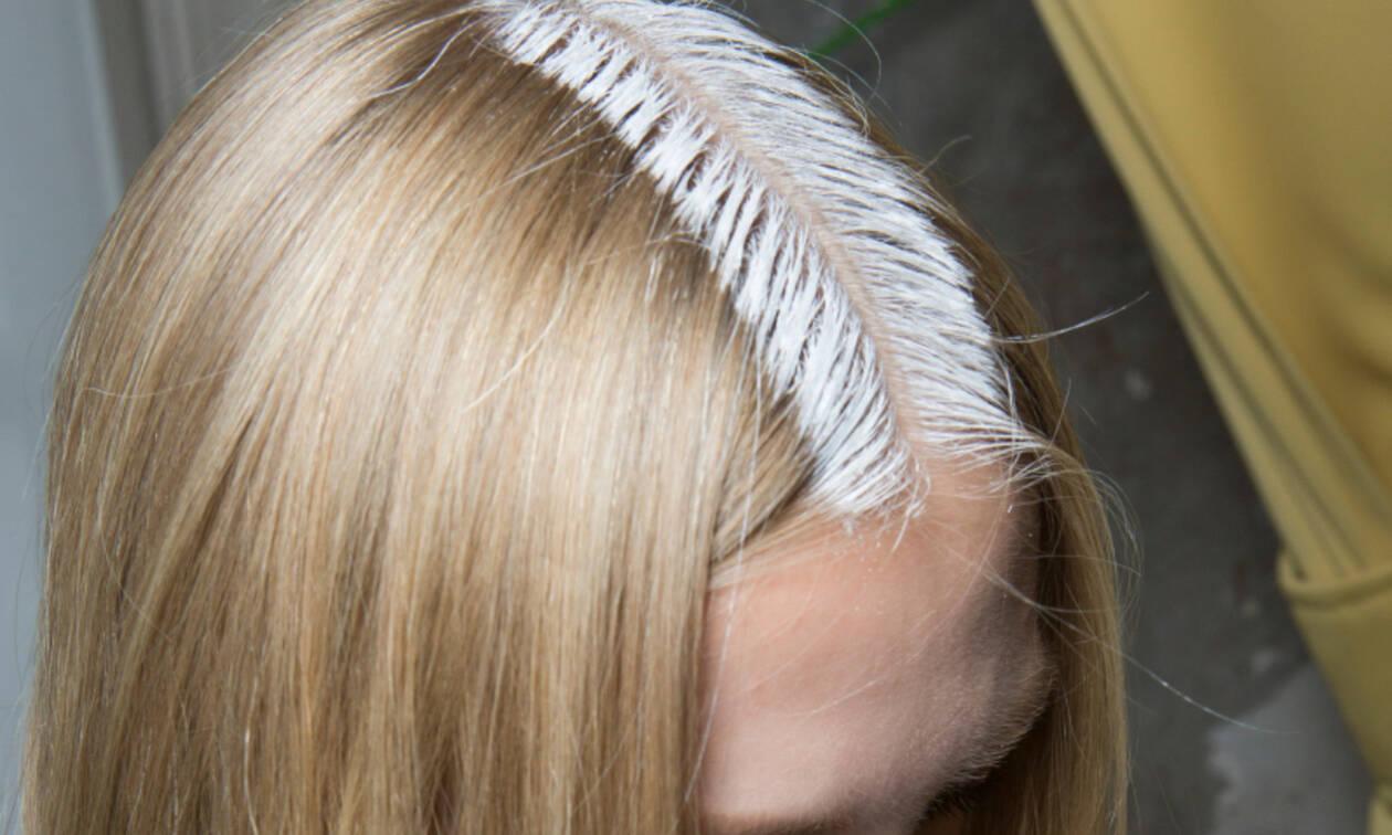 Έχεις πολλές λευκές τρίχες στα μαλλιά; Διάβασε γιατί συμβαίνει και τι μπορείς να κάνεις για αυτό