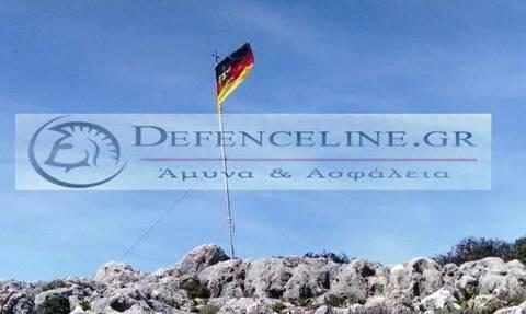 Κρήτη: Καταδικάστηκαν οι Γερμανοί που κατέβασαν την ελληνική σημαία και ύψωσαν τη γερμανική