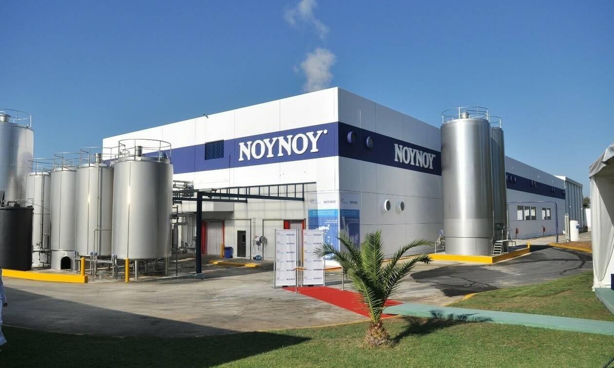 Πρότυπο Εργοστάσιο ΝΟΥΝΟΥ Πάτρας:Επένδυση 5 εκατ. ευρώ και αύξηση 50% της παραγωγικής δραστηριότητας