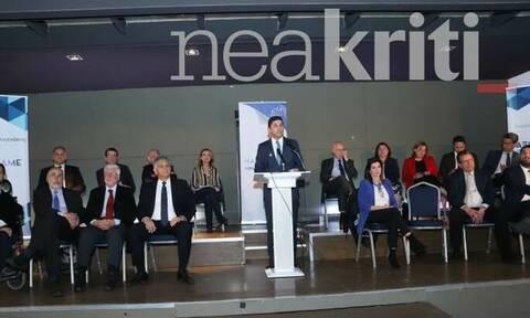 Ευρωεκλογές 2019: Στο Ηράκλειο 16 υποψήφιοι της ΝΔ